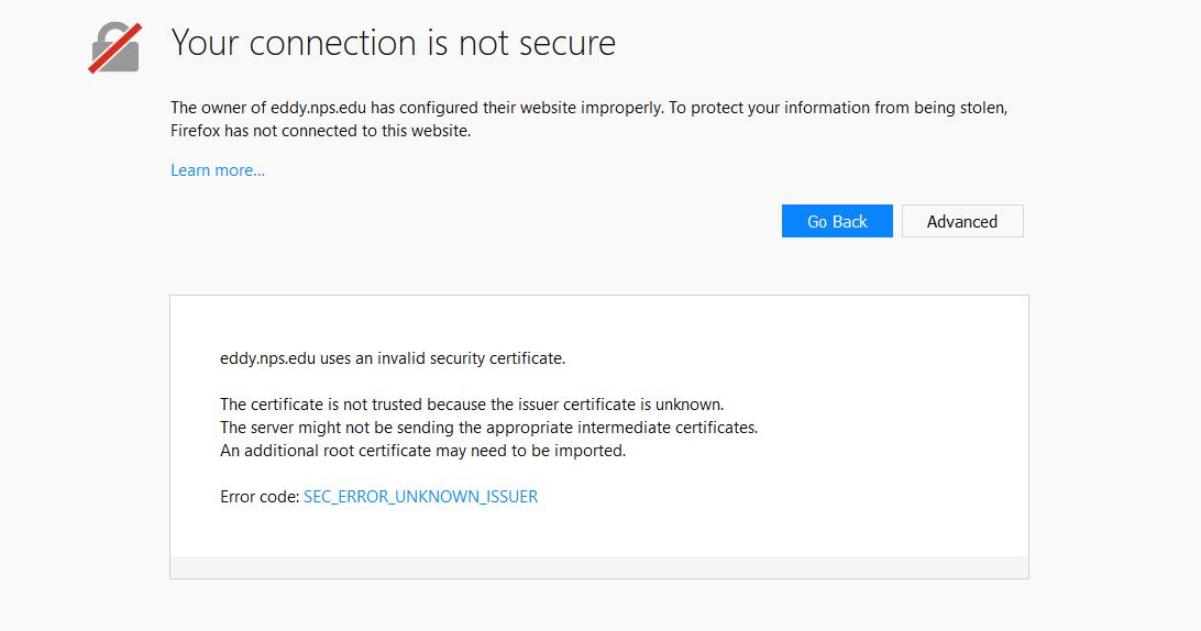 Sakai Certificate Errors Sakai Cle Collaborate Nps Wiki