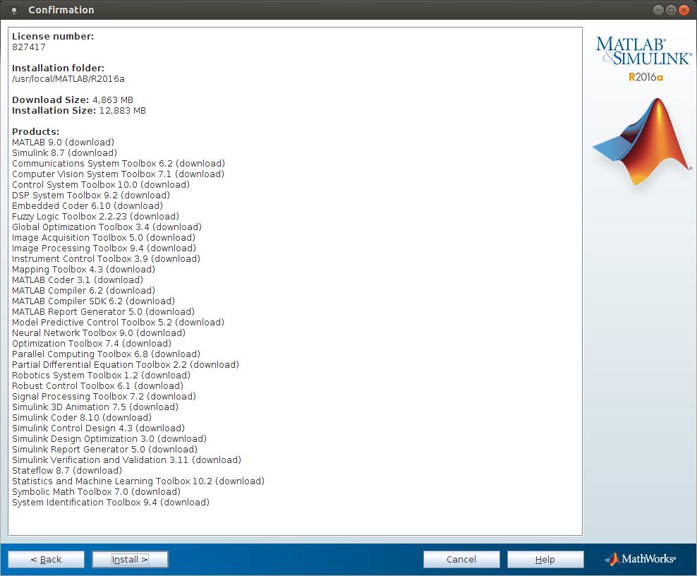 Ubuntu 14 04, ROS Indigo and MATLAB 2015b - Robotics
