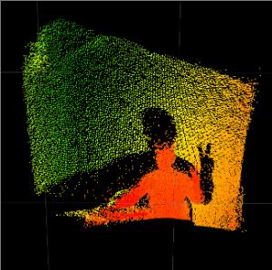 ROS -- SwissRanger4000 Flash LIDAR - Timothy H Chung - NPS Wiki